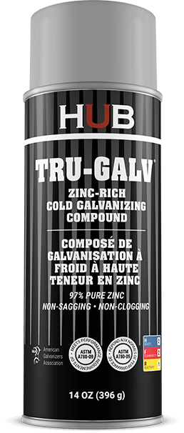 TRU-Galv® Zinc-Rich Cold Galvanized Paint