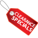 *Specials & Closeouts*