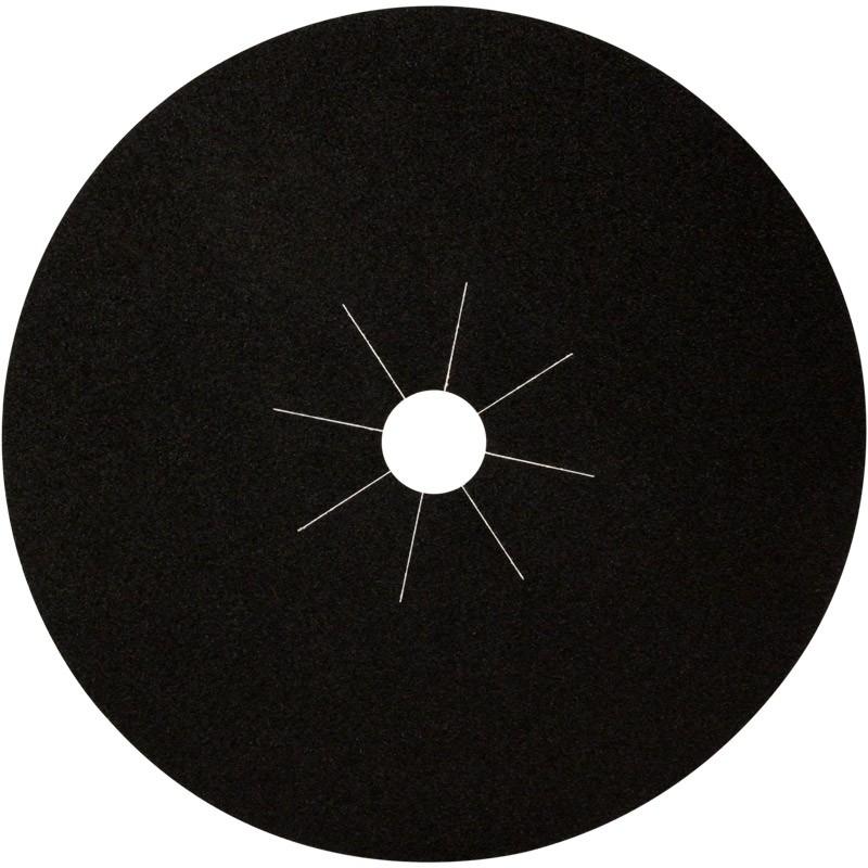 "16"" x 2"" 40# Grit Silicone Carbide Floor Sanding Disc | ProGrind®"