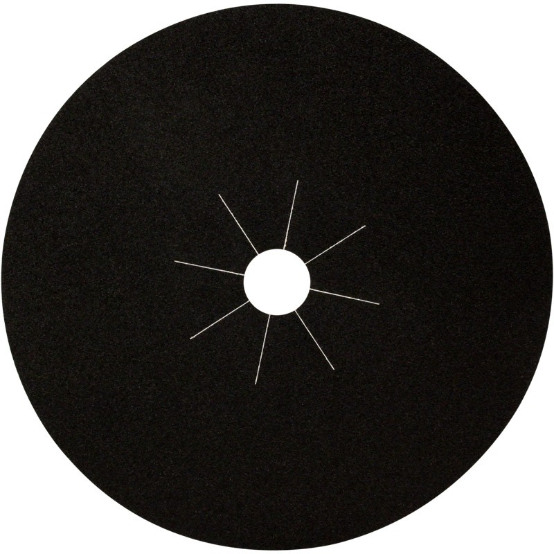 "20"" x 2"" 60# Grit Silicone Carbide Floor Sanding Disc 
