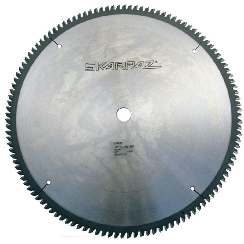 """14"""" x 1"""" 80Tooth N5TCG .120P .150K Non-Ferrous Circular Saw Blade"""