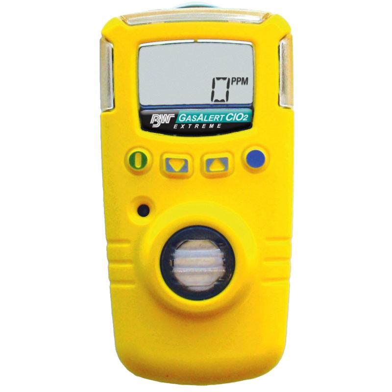 BW Gas Alert Gas Detector - Chlorine Dioxide (CLO2)
