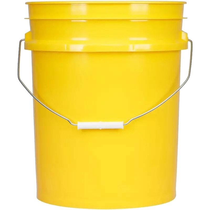 5 Gallon Poly Pail - Yellow