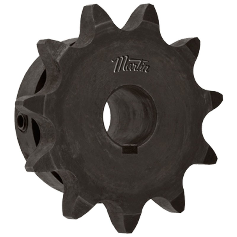 "50BS17HT 1"" Finished Bore Sprocket"