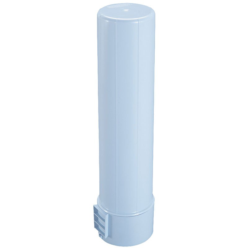 Rubbermaid® Cup Dispenser, White Plastic,  for 4 - 6 oz Cone Cups