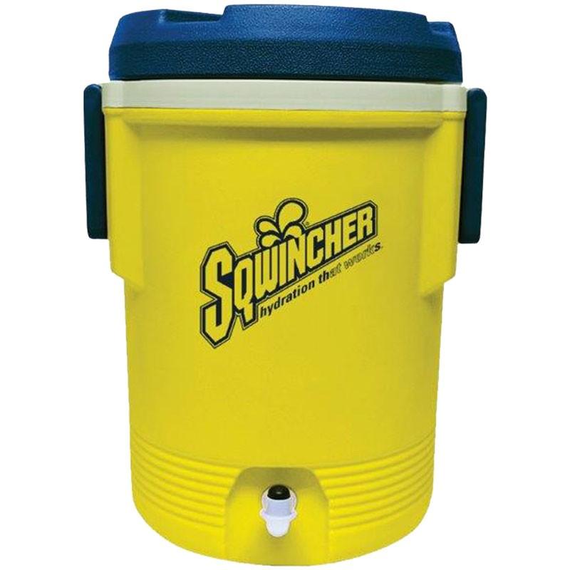 5 Gallon Sqwincher Drink Cooler