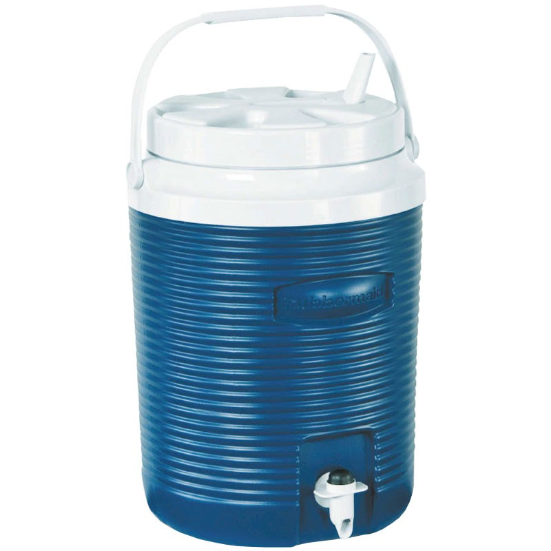 Rubbermaid 2 Gallon Modern Blue Victory Jug