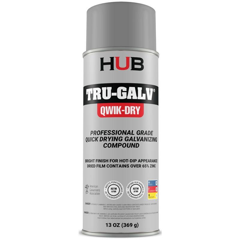 Tru-Galv® Qwik-Dry™ Galvanizing Compound