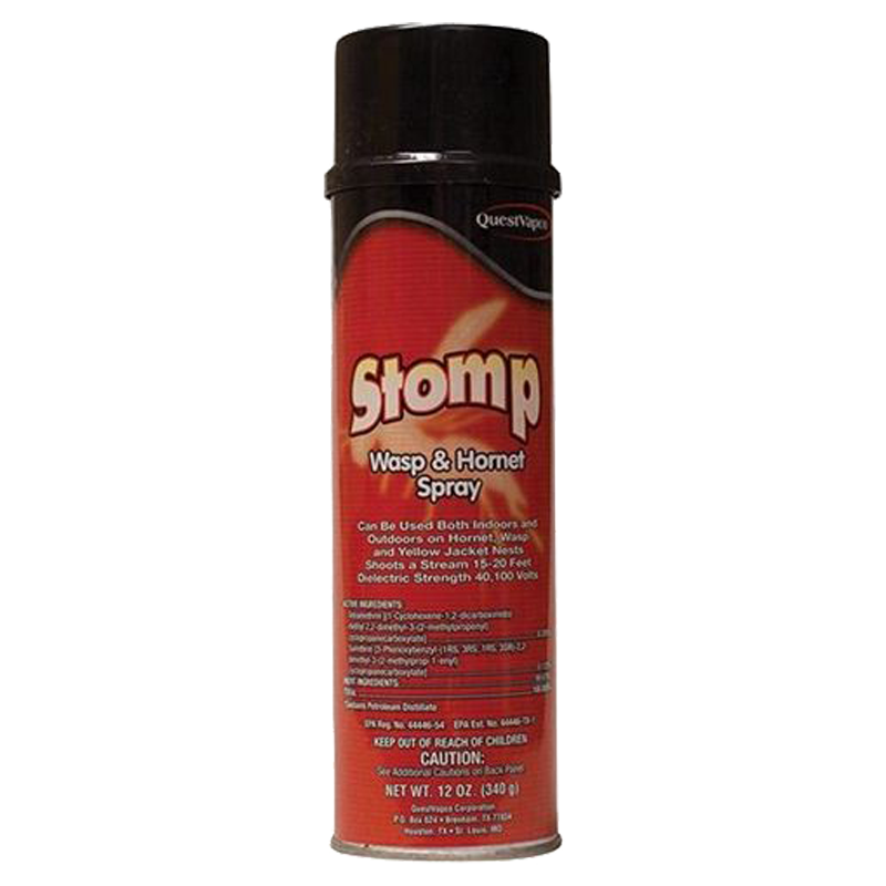 Stomp Wasp & Hornet Spray, Case of 12, 20 oz