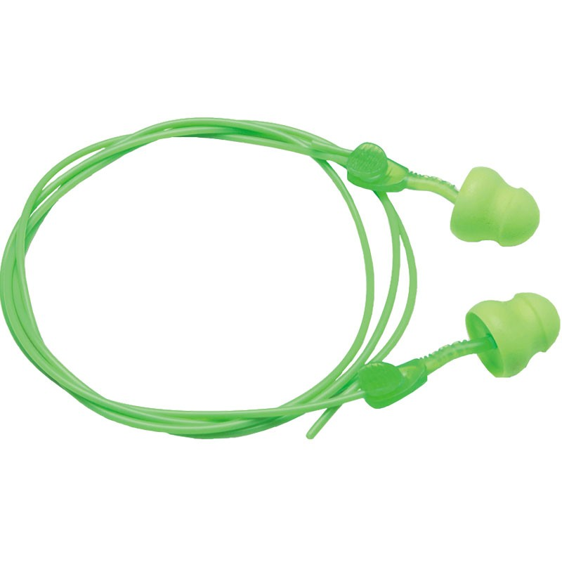 Moldex® Glide™ Foam Tip Earplug - Corded
