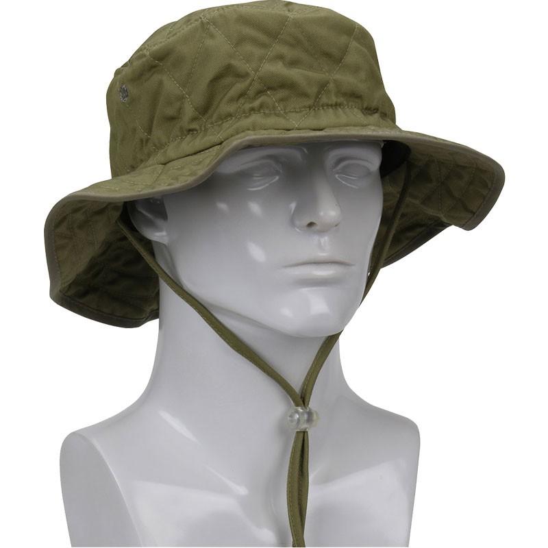 EZ COOL Evaporative Cooling Khaki Ranger Hat, Small/Medium