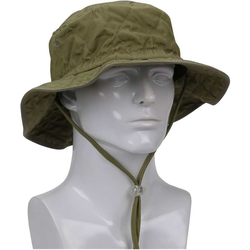 EZ COOL Evaporative Cooling Khaki Ranger Hat, Large / X-Large