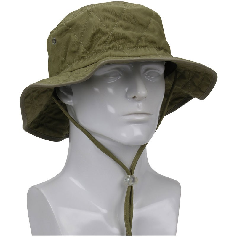 EZ COOL Evaporative Cooling Khaki Ranger Hat, 2-XL / 3-XL
