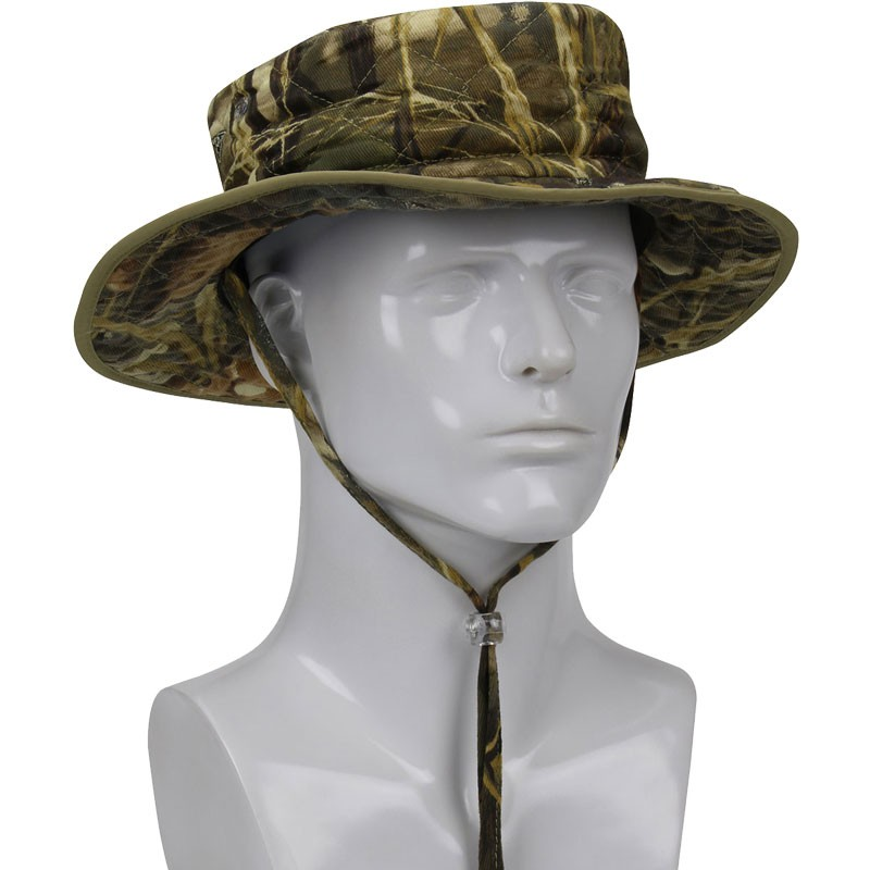 EZ COOL Evaporative Cooling Camo Ranger Hat, 2-XL / 3-XL