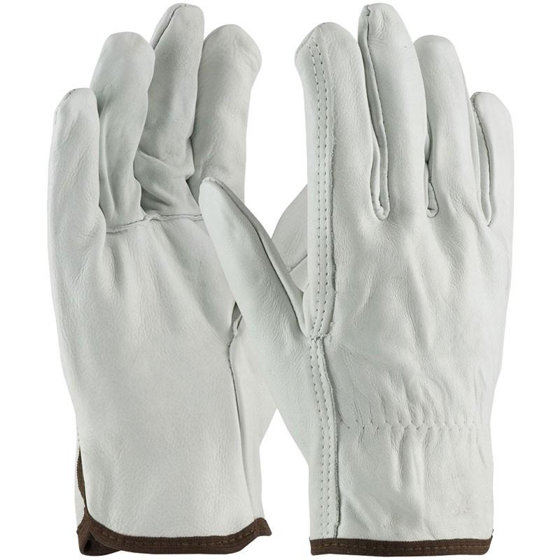 Better Top-Grain Cowhide Drivers Glove, Medium