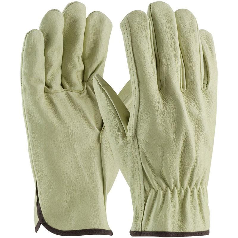 Economy Pigskin Drivers Glove, X-Large