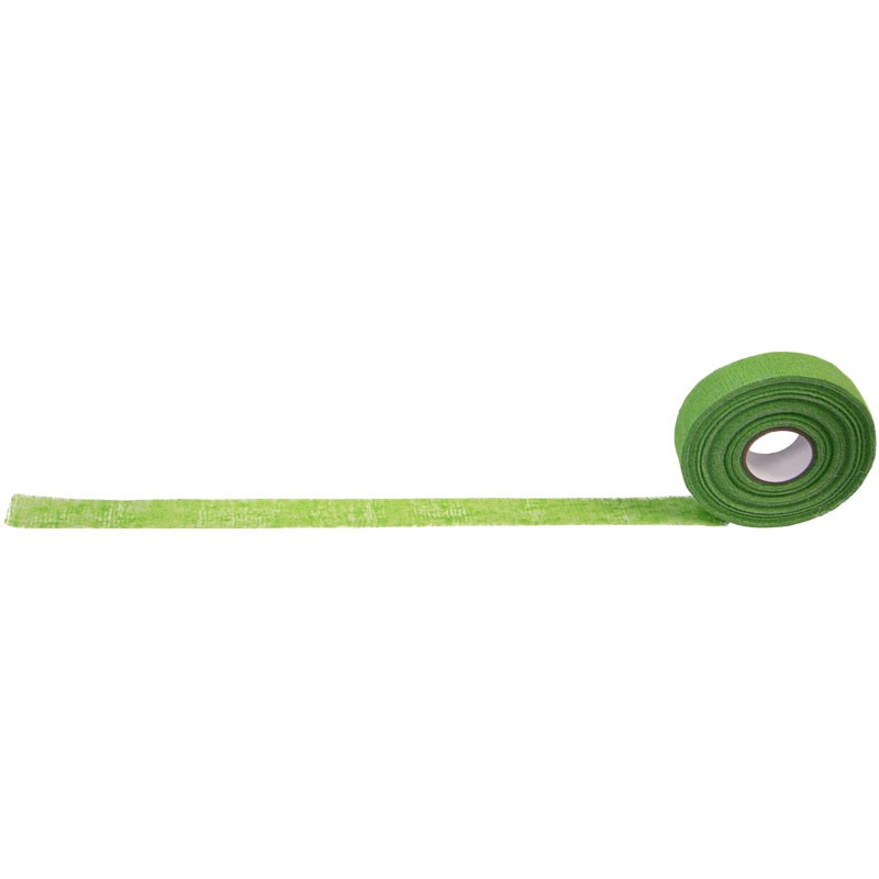 """#1230 3/4"""" x 30 YD Green Safety Tape, Roll"""