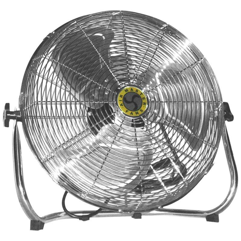 "12"" Low Stand Pivot Fan"