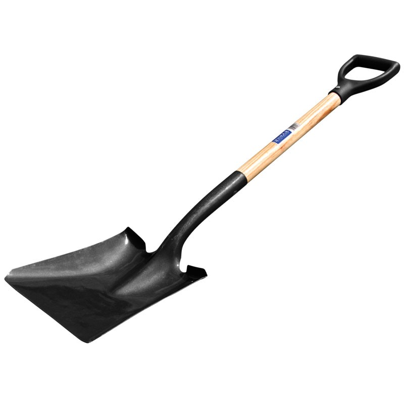 "Square Head Shovel - 26"" Handle"