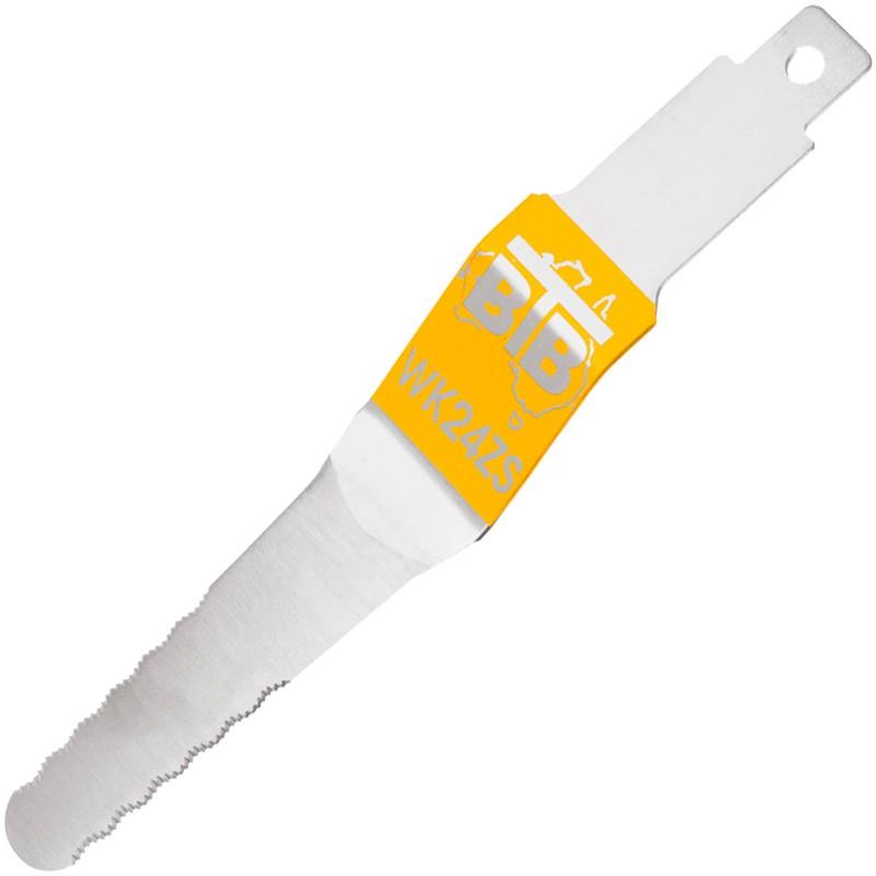 "6"" BTB Flexible Serrated Z Blade (WK24ZS)"