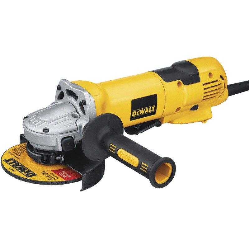 "DeWALT 13 Amp 4-1/2"" High Performance Angle Grinder"
