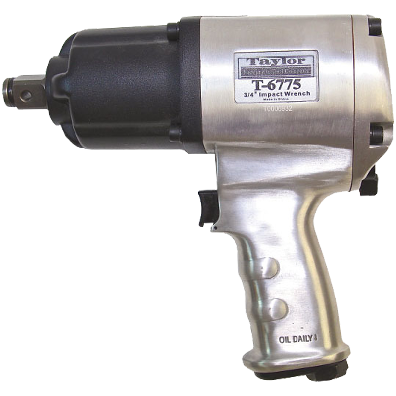 "3/4"" Super Duty Air - Pneumatic Powered Impact Wrench"