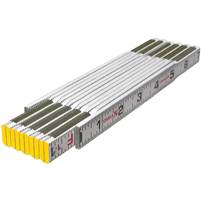 Stabila Engineer's Folding Ruler