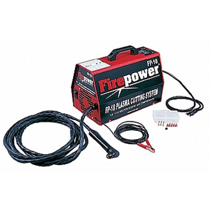 Firepower® 12 Amp Plasma Cutter with Compressor