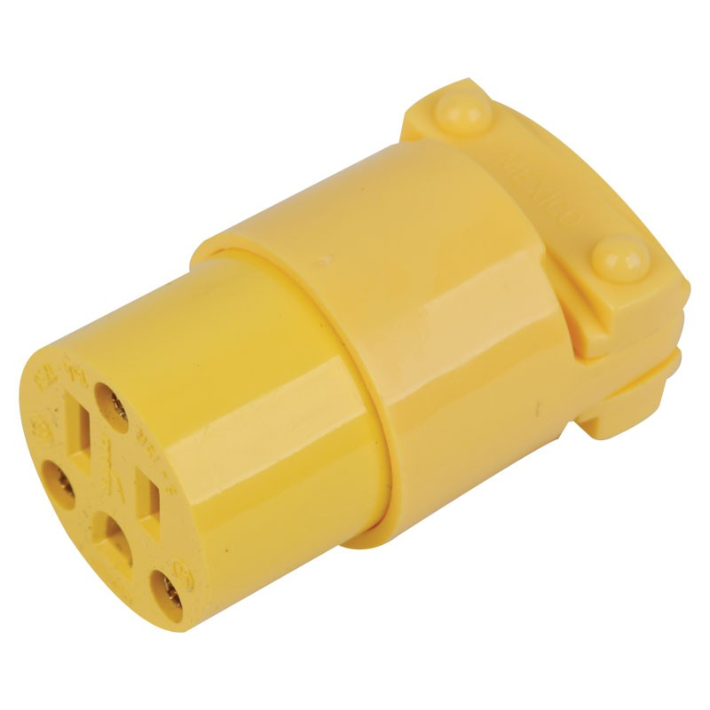 15 Amp Female 3-Wire Extension Cord