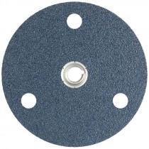 "4-1/2"" x 5/8""-11 80# Zirconia Twin-Power Disc"