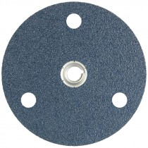 "5"" x 5/8""-11 60# Zirconia Twin-Power Disc"