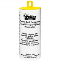 4 Oz. Weiler Vortec Plastic Buffing Compound