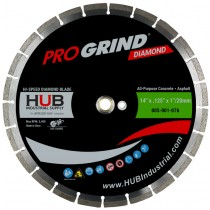 "14"" x .125"" x 1""/20MM ProGrind® Concrete / All-Purpose Diamond Blade"