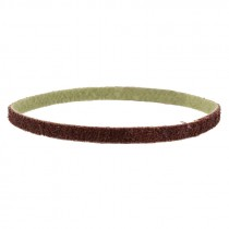 1/2 X 18 Maroon Surface Conditioning Belt