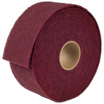 6 IN X 30 FT  MED MAROON NON-WOVEN ROLL