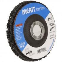 "4-1/2"" x 7/8"" Merit Power Strip Disc"