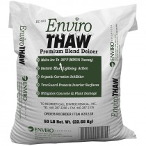 Enviro-Thaw Ice Melt, 50lb Bag