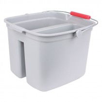 COMMERICAL DOUBLE UTILITY PAIL