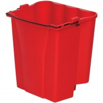 18 Qt Plastic Dirty Water Pail for Mop Bucket