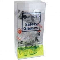 MAGNETIC MOUNT SAFETY GLASS DISPENSER