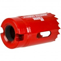 """1-1/4"""" Bi-Metal Hole Saws for Stainless and Steel"""