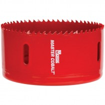 """4"""" Bi-Metal Hole Saws for Stainless and Steel"""