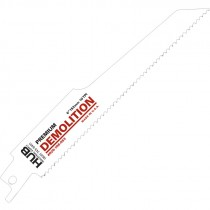 "6"" x 7/8"" x .062"" 10T Premium Demo Reciprocating Blade"