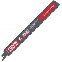 """9"""" x 1"""" x .050 Boron Dismantler™ Carbide Tip Reciprocating Blade"""
