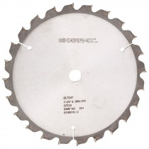"8"" x 5/8"" 40T Non Ferrous Metal Cutting Circular Saw Blade"