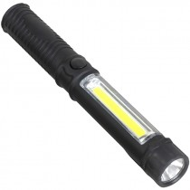 LED Inspection Flashlight, (3) AAA Batteries