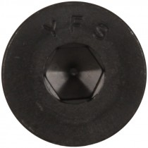 "1/2""-13 x 1-1/4"" Flat Head Socket Cap Screw"