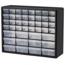 44-Drawer Plastic Storage Cabinet