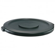 Gray Rubbermaid® Brute® Trash Can Lid - 32 Gal.