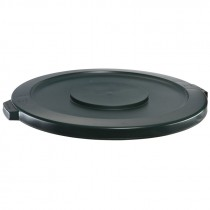 Gray Rubbermaid® Brute® Trash Can Lid - 55 Gal.
